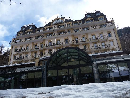 Parkhotel Beau Site: Park Hotel Beau-Site