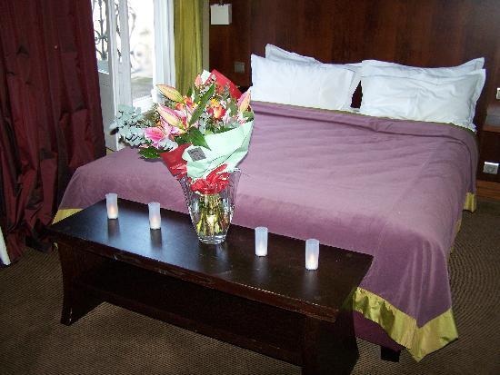 Hotel Montfleuri: Chambre 52, une merveille.