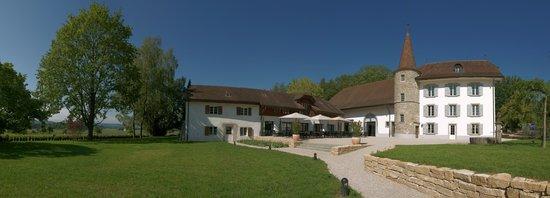 Chateau Salavaux : Schloss
