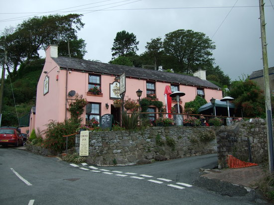 Cross Inn Penally: our very favourite pub