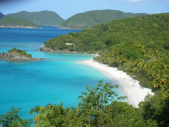 The Westin St. John Resort Villas: Trunk Bay, St John