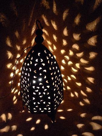 Dar Zitouna : lanterne