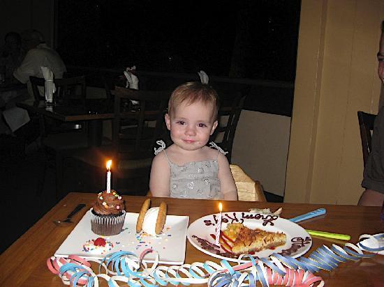 Roy's Restaurant : Very well taken care of birthday girl
