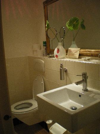Maes B & B: Bathroom