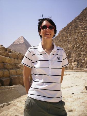 Bilde fra Kheopspyramiden