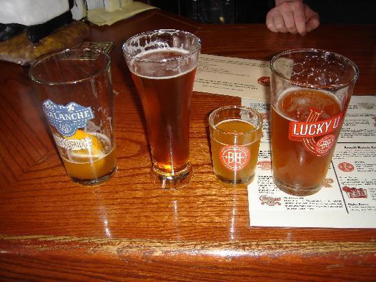 Breckenridge Brewery: So much choice