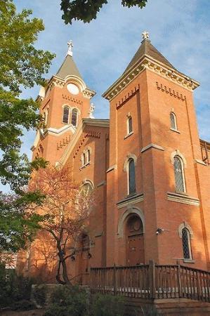 Charlotte, MI: Congregational Church