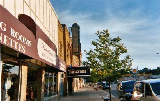 Charlotte, MI: Eaton Theatre