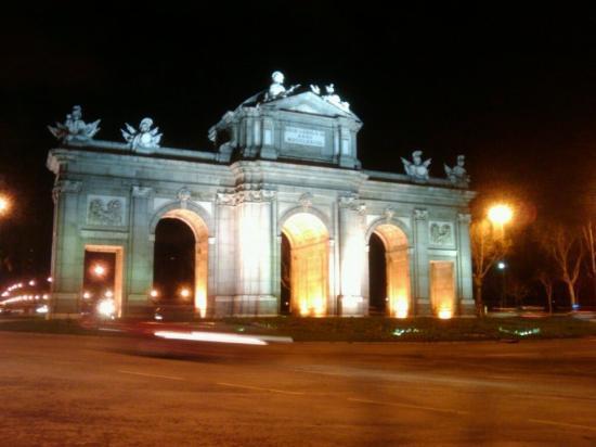 Bilde fra Puerta de Alcala