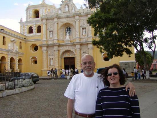 มหาวิหารซานติอาโก: Antigua, Guatemala