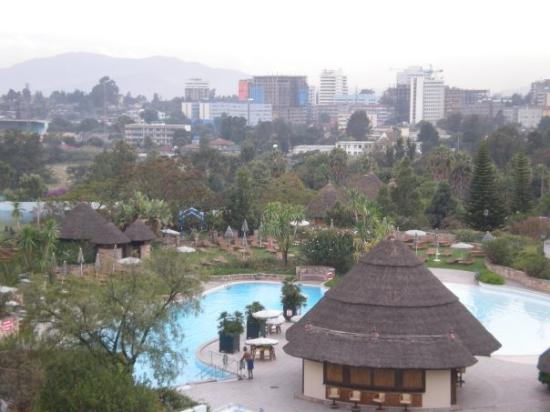 Sheraton Addis, a Luxury Collection Hotel: hotel 4 americans
