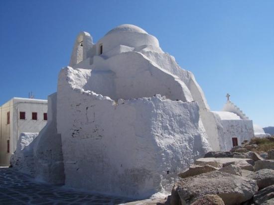 Mykonos by, Hellas: 2007 Mykonos
