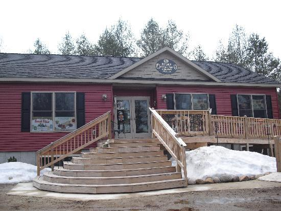 Moose River House: Feathers and Boughs Pet Care