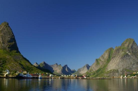 A i Lofoten, Норвегия: Lofoten, Noorwegen