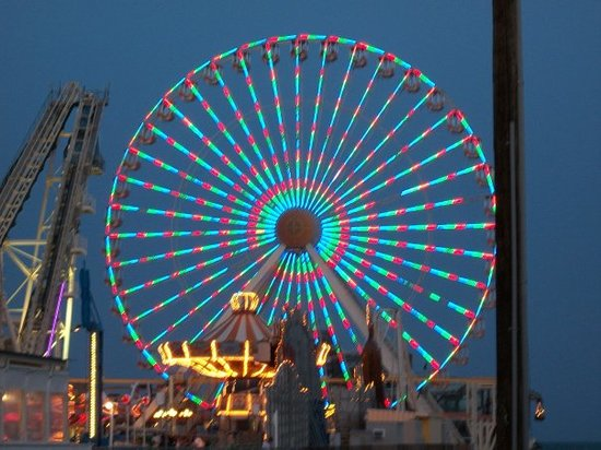 ‪Wildwood Boardwalk‬