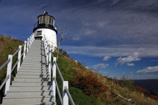 Owls Head Light - Owls Head, ME, United States