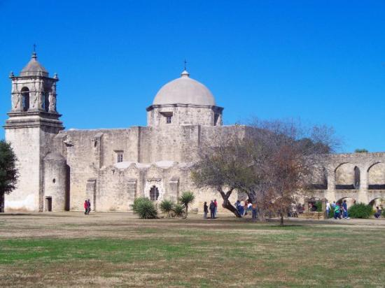 Mission Trail: mission in san antonio