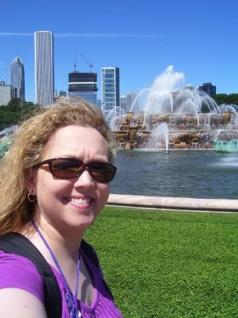 "Buckingham Fountain (from the opening to ""Married With Children"")"