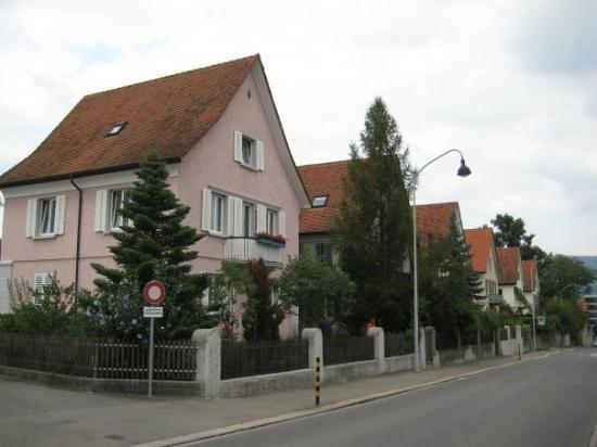 Panorama Of Aarau