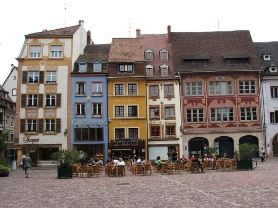 Restaurants in Mulhouse