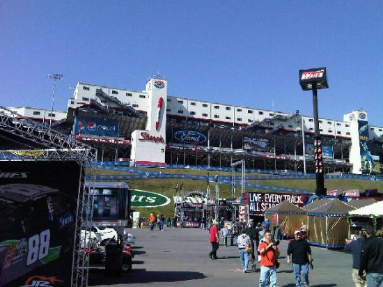 ‪‪Bristol‬, ‪Tennessee‬: Bristol Motor Speedway. March 2010‬