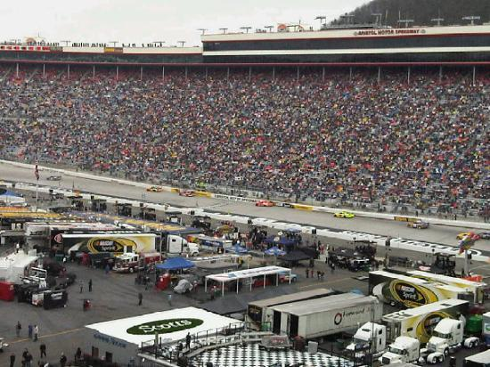 Bristol, TN: NASCAR race March 21, 2010