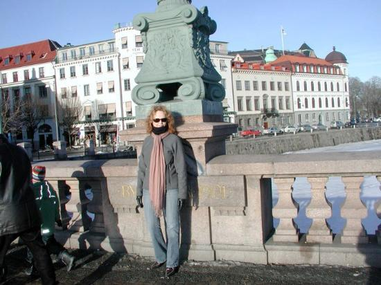 The Gothenburg City Is A Seaport Filled With Canals All Frozen Over At The Time Of Our Visit Picture Of Gothenburg Vastra Gotaland County Tripadvisor