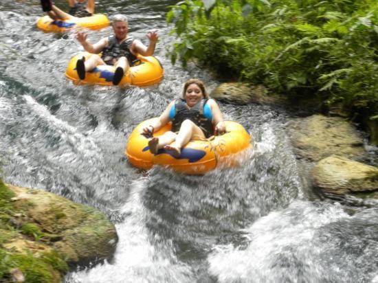 White River: Please, don't flip! Please, don't flip!