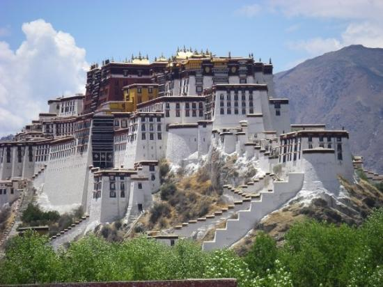 het Potala@Lhasa