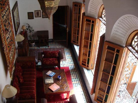 Dar Roumana - Fes (Morocco) - Library