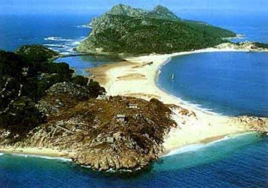 Cies Islands, Spania: PATRIMONIO DE LA UNESCO Y CON RAZÓN