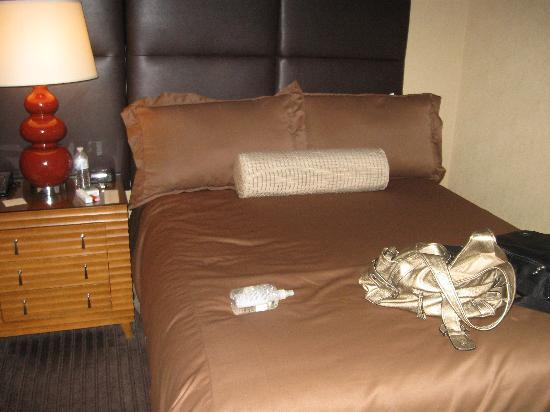 Ameristar Casino Hotel Vicksburg: really comfy beds, egyptian cotton sheets