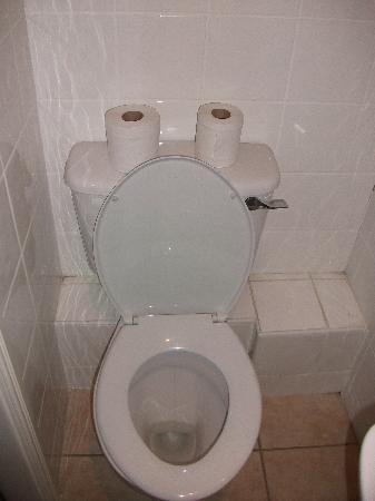 Taza ba o fotograf a de adelphi guesthouse dubl n for Accesorios para bano papel higienico