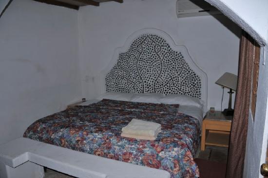Hotel El Pirata: master suite