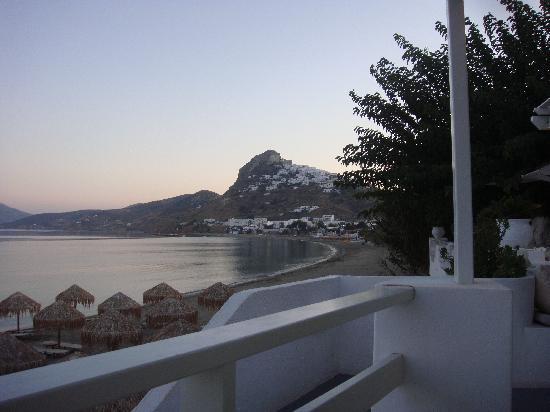 Skyros, اليونان: Molos Beach, Skyros
