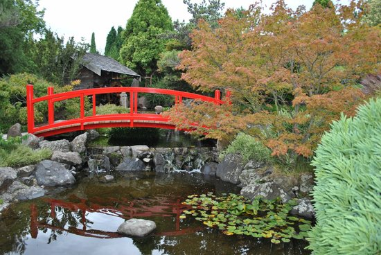 Hobart, Australia: The Japanese Gardens