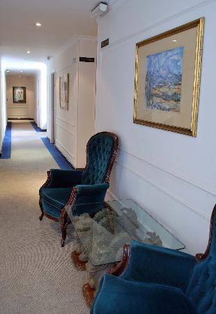 Hotel Iruna Mar del Plata: Pasillo 3º piso