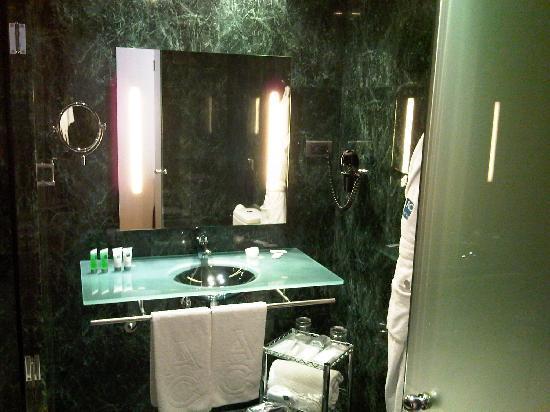 AC Palacio Sottomayor Hotel: Baño