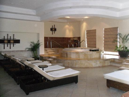 Moon Palace Cancun: spa