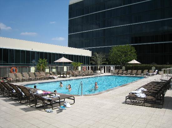 Lobby Picture Of Hilton Anaheim Anaheim Tripadvisor