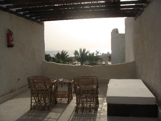 Sharm Club Hotel: il nostro terrazzo