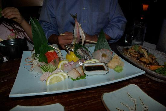 Blue Ribbon Sushi: Chef's Choice Sashimi