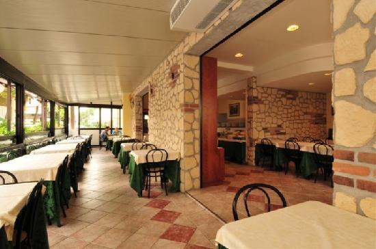 Da Lele: sala ristorante
