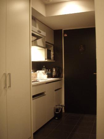 Citadines Shinjuku Tokyo: Kitchenette