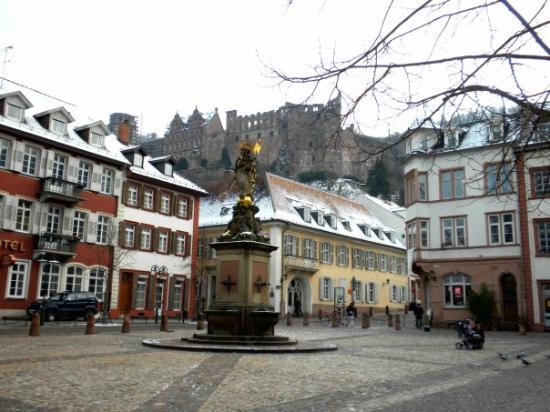 Heidelberg slott: Heidelberger Schloss