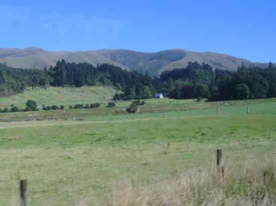Christchurch, New Zealand: Canterbury Plain