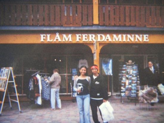 Flåm, Norge: Flaam, Norway (2004)