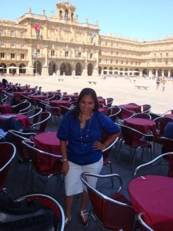 Plaza Mayor; Salamanca, Spain <3