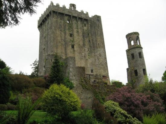 Blarney Castle.  YES!  I did kiss the Blarney Stone and it was the scariest thing ever!  You hav