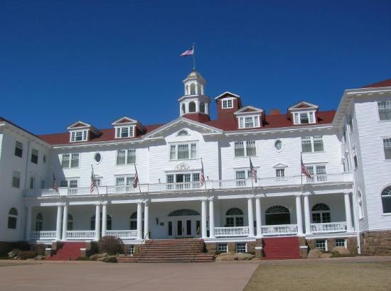 Stanley Hotel Estes Park Co United States The Shining